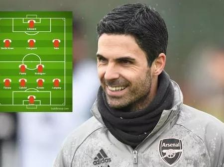 How Arsenal Could Look Next Season With Five Players Targeted By Mikel Arteta
