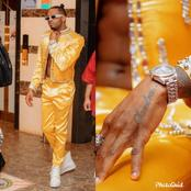 Reactions After Diamond Platnumz Steps Out In This Classy Outfits (Pictures)