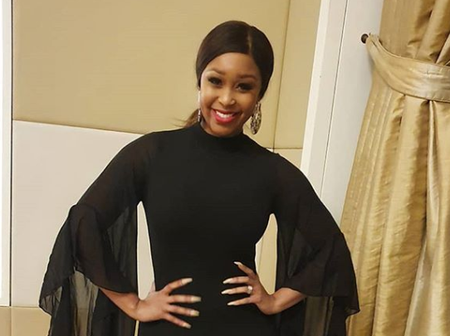Minnie Dlamini-Jones Recounts Her First Private Jet Experience, Thanks To Shauwn Mkhize