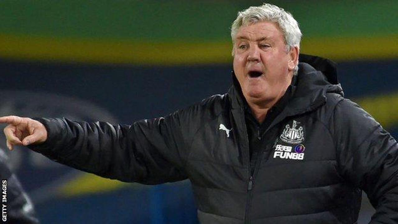 Newcastle manager Steve Bruce demands fight as criticism mounts