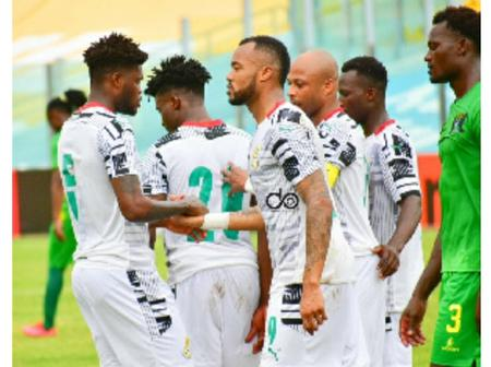 Is Ghana likely to win AFCON 2021?