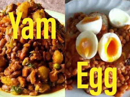 Cooking Beans With Yam Tastes Good But Is It Better Than Cooking Beans With This Other Food?
