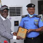 Governor Ortom Urges Nigerians To Support Security Agencies In Fight Against Crime