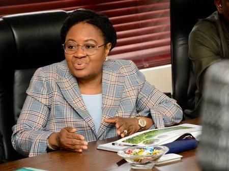 Meet Oluwatomi Somefun, A Nigerian Businesswoman And Banker, Currently The CEO Of Unity Bank Plc
