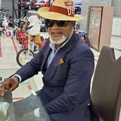 Koffi Olomidé donne enfin la signification de son surnom