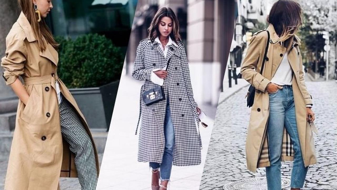 Comment porter le trench femme en automne 2021 ? Les top 20 looks à recréer !