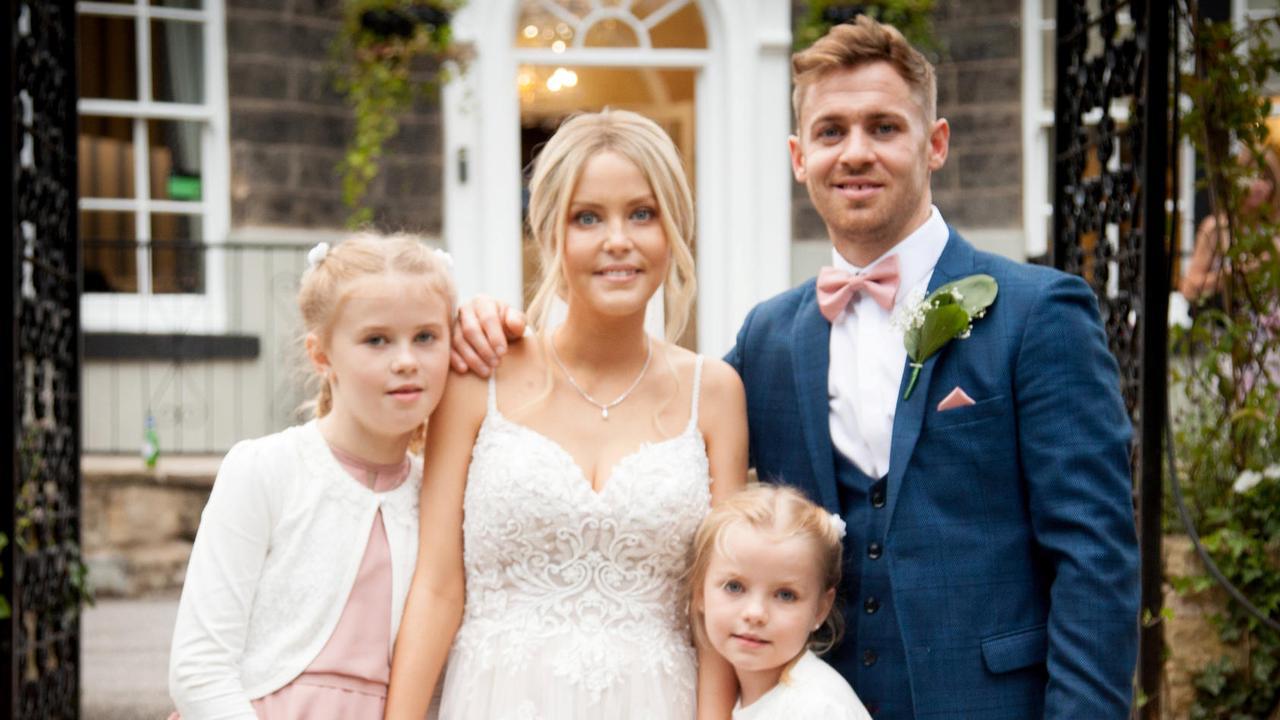 Folgenschwere Fehldiagnose: Zweifache Mutter (†31) stirbt kurz nach ihrer Hochzeit an Brustkrebs