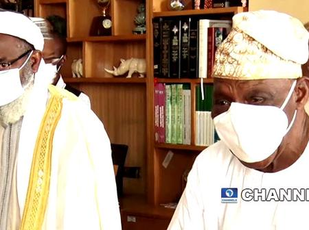 North Wants To Use Obasanjo To Get To The Yorubas -Reaction After Dr Gumi's Meeting With OBJ In Ogun