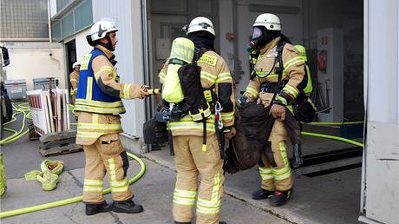 Fünf Gemeinde-Feuerwehren übten gemeinsam