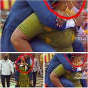 See what pastor did to this woman that got people talking (see pictures)