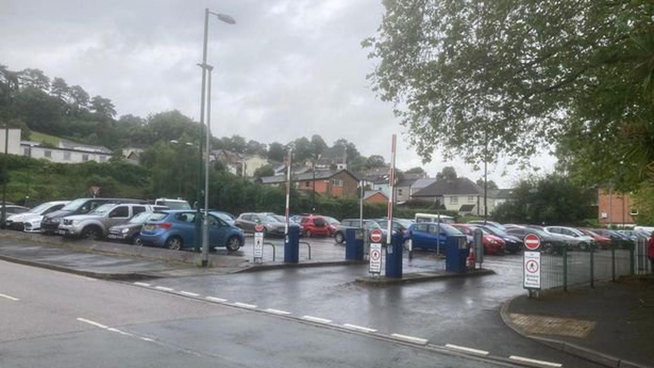 Three Newton Abbot car parks set to get major upgrades