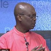 NDC Furious About Comments Made By Kweku Baako Ahead Of December Polls