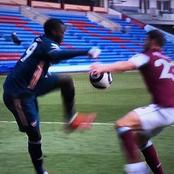 VAR Fails Arsenal Again; See This Foul That Should Have Been a Penalty as Arsenal Draw Burnley 1-1