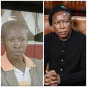 Happy 40th Birthday To Julius Malema, Just 2 Days Left