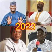 As North Central Group Agitate 2023 Presidency, Here Are Top 8 Politicians From The Zone