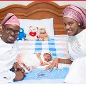 Checkout Beautiful Pictures of Damilola Mike Bamiloye Family.
