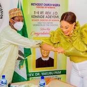 See The Ambassadorial Appointment Given To Actress Tontoh Dikeh That Has Sparked Reactions Online