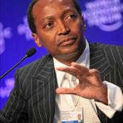 Patrick Motsepe set to be crowned as the eight president of CAF