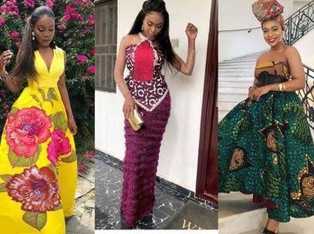 Lovely Ankara designs for women