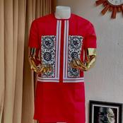 Stylish And Latest Custom Made Native Wears For Handsome Nigerian Men.