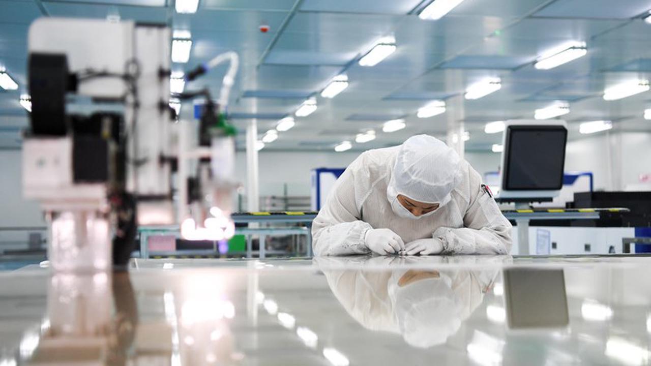 NBS: China verringert bei F&E-Ausgaben den Abstand zu den USA