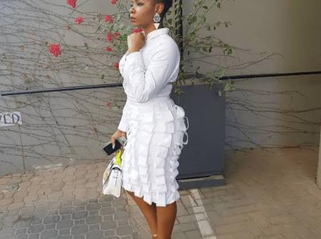 5 white dress ideas from Yemi Alade.