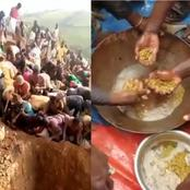 Villagers Get The Biggest Suprise Of Their Lives, After Discovering A Whole Mountain Full Of Gold