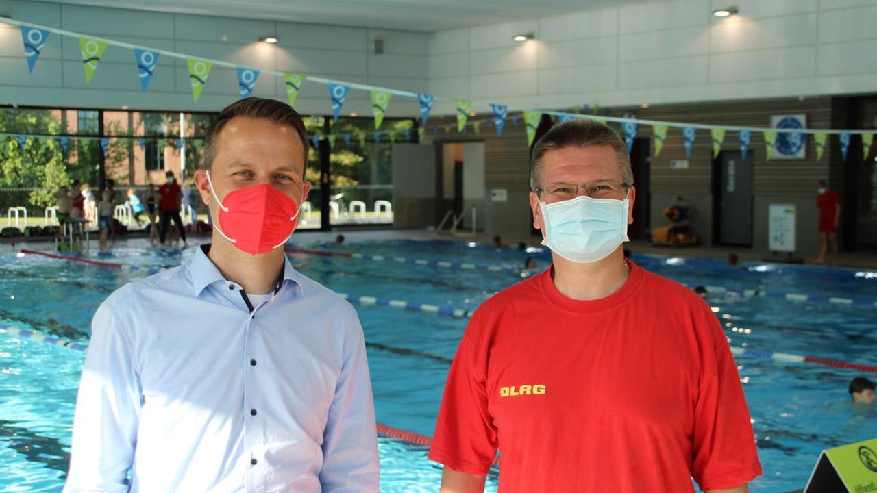 DLRG warnt: Immer weniger Kinder können schwimmen