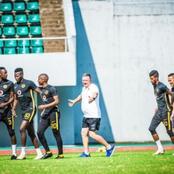 Confirmed: CAF make qualification request to Hunt