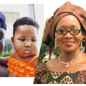 After she Called his daughter 'Obese' years back, See What Seyi Law just did to Kemi Olunloyo.