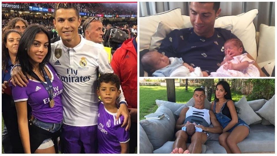 Cristiano Ronaldo Junior Mother Opera News