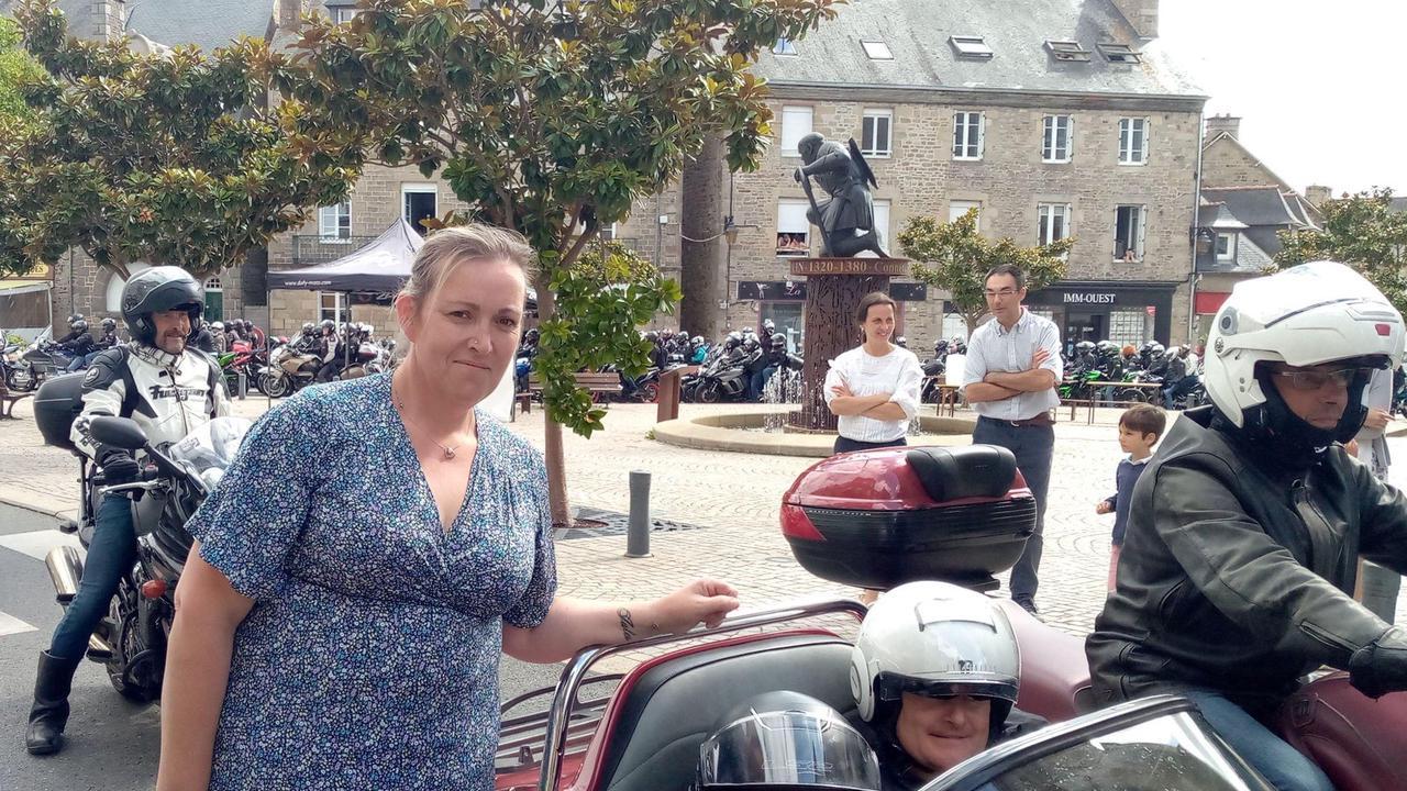 A Broons, plus de 200 motos ont roulé pour Jules