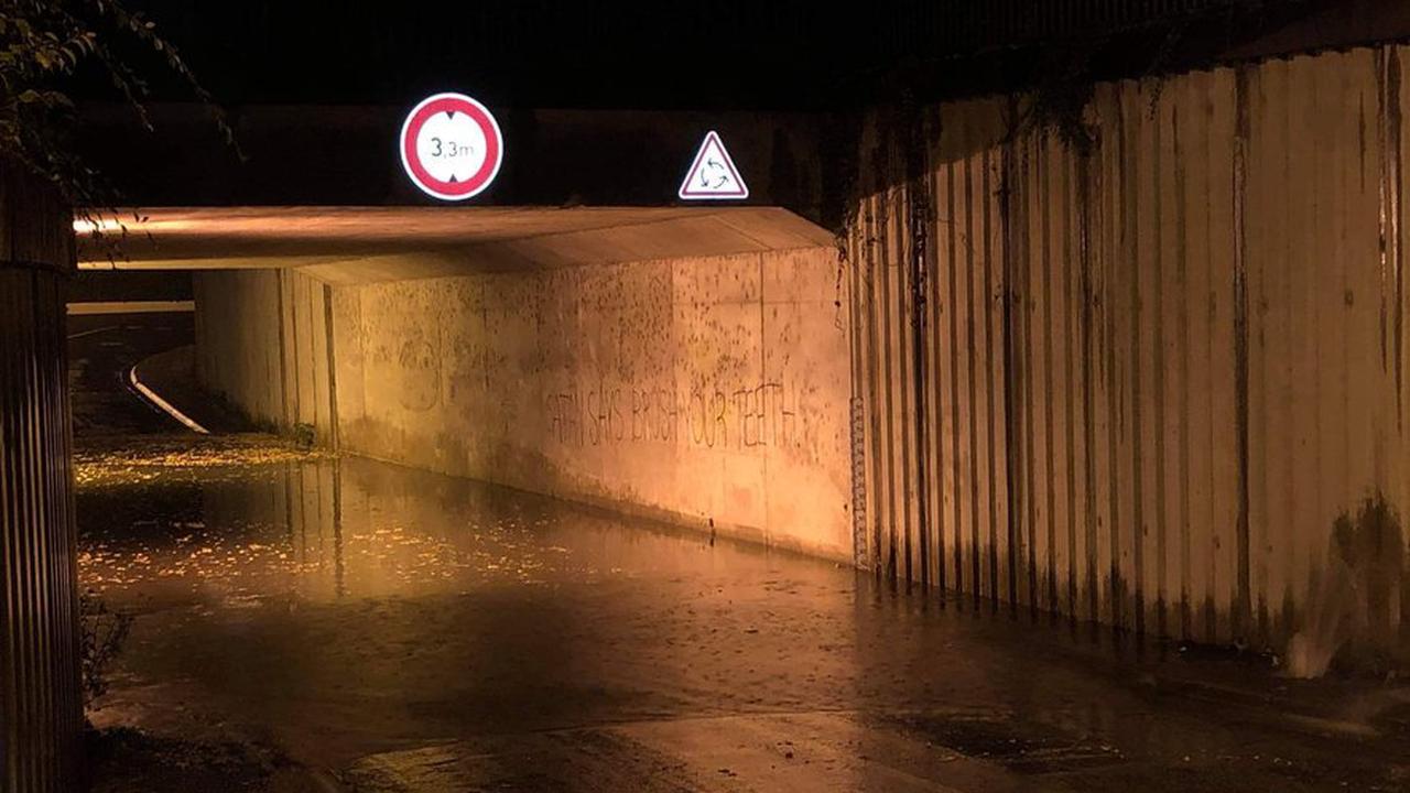 Orages : le Tarn épargné avec seulement 19 sorties des pompiers