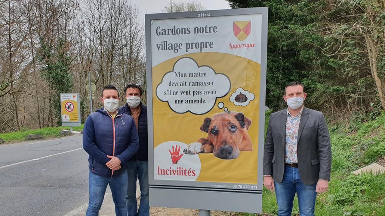 Lagarrigue. Campagne de sensibilisation face aux incivilités à Laguarrigue