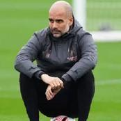 Manchester City Boss Pep guardiola gives condition for those who want to go on international break.