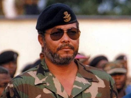 African Hero:What killed Ghanaian Ex-president Jerry Rawlings.