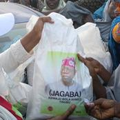 2023: Mixed Reactions As Tinubu begins distribution of rice to Kano residents