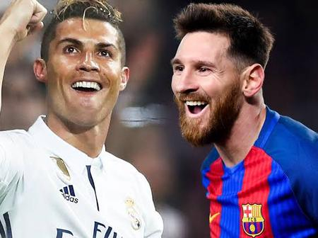 Arsene Wenger Settles The Debate Of Who Is The 'GOAT' Between Lionel Messi And Cristiano Ronaldo