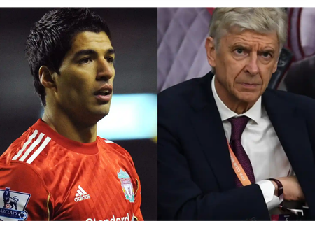 Wenger reveals truth behind Arsenal £40,000,001 bid for Suarez