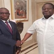 Côte d'Ivoire: Fin de divorce entre le ministre KKB et le président Bédié ?