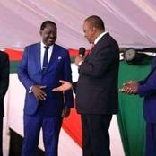 What You Need To Know About Uhuru Kenyatta's Relationship And Gideon Moi's Family