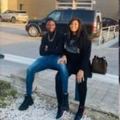What the Super Eagles star, Kenneth Omeruo gaves his wife as birthday gift