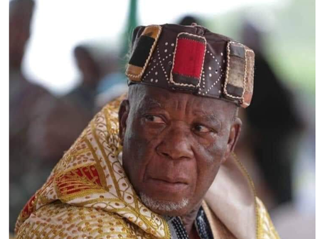S/R: No Taboo or Tradition Says A Gonja Can Not Marry A Fulani - Abdulai Jinapor II Clarifies