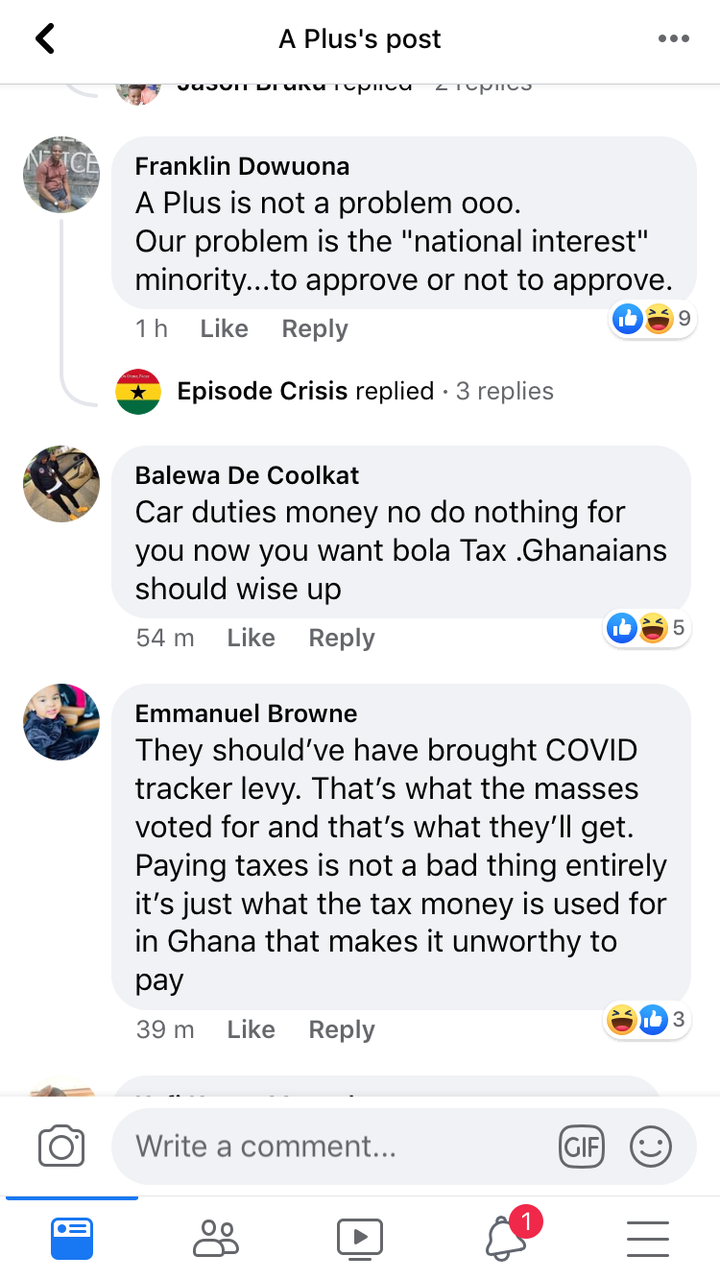 7401fa80f9f242d6a8c74d4c75d60a29?quality=uhq&resize=720 - The Newly Introduced Taxes In The 2021 Budget Utterly Dumbfound Ghanaians