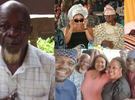 Meet Yoruba Actor Charles Olumo, His Wife, Kids And Things You Never Knew.