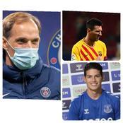 Transfer News Update On Tuchel, Messi, James Rodriguez