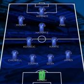 Opinion: Chelsea Will Win Sevilla If Frank Lampard Uses This Formation Tomorrow!