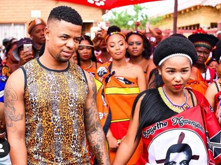 Meet George Lebese and his beautiful family.