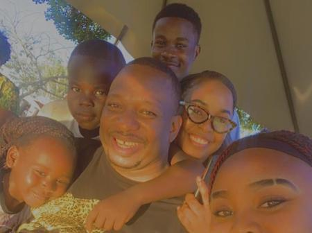 Sonko Labeled A Hero By His Eldest Daughter As She Shares A Photo Enjoying Family Time