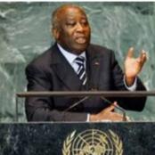 L'un des meilleurs discours du Président Laurent Gbagbo qui refait surface après 10 ans de silence.